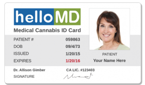 Washington DC Medical Marijuana Card