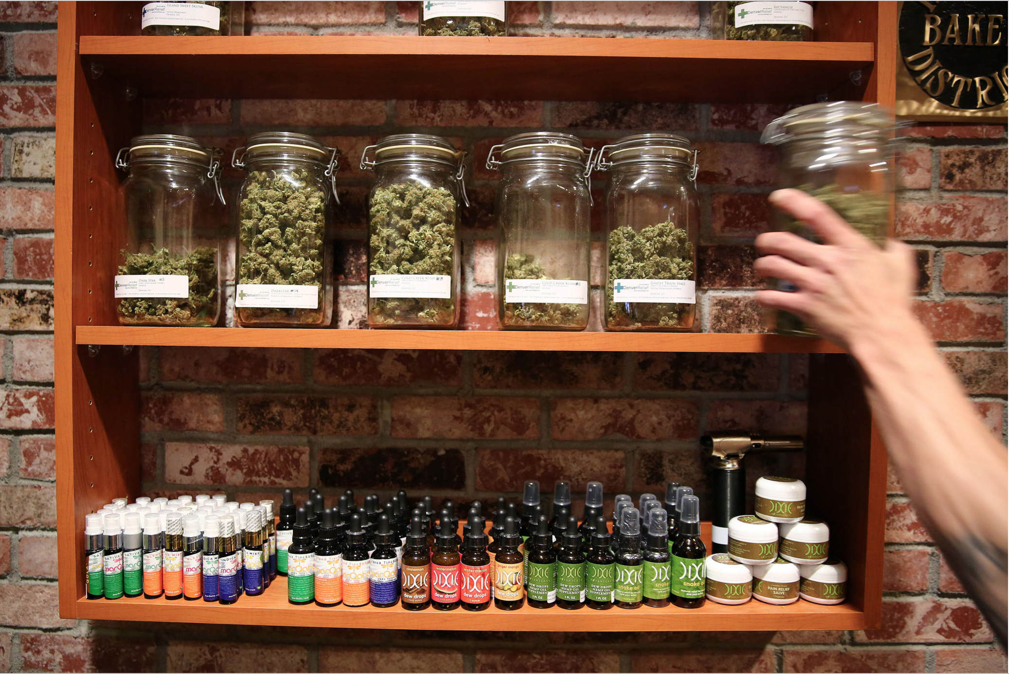 Cannabis Dispensary Medicine
