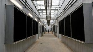 Forward Grow medical marijuana cultivation facility.
